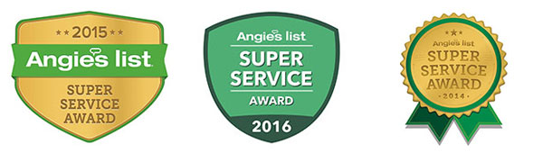 Painting Service Awards